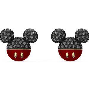 🎅Swarovski MICKEY cute earrings
